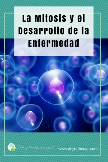Mitosis and the development of illness-SPANISH