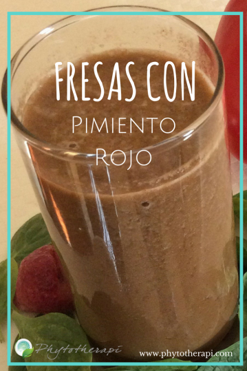 Strawberry-Bell Smoothie-SPANISH