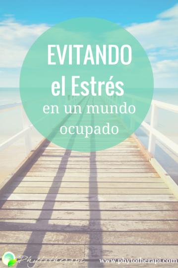 Avoiding Stress-SPANISH