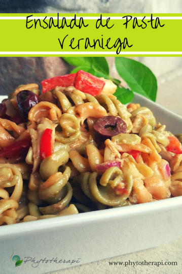 Summer Pasta Salad-SPANISH