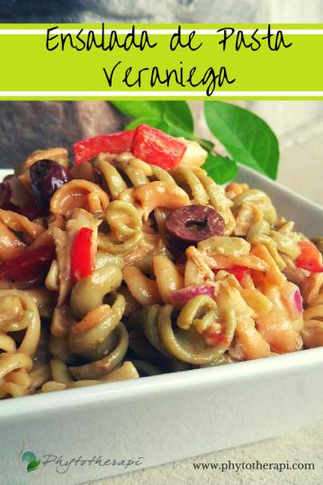 Summer Pasta Salad-SPANISH
