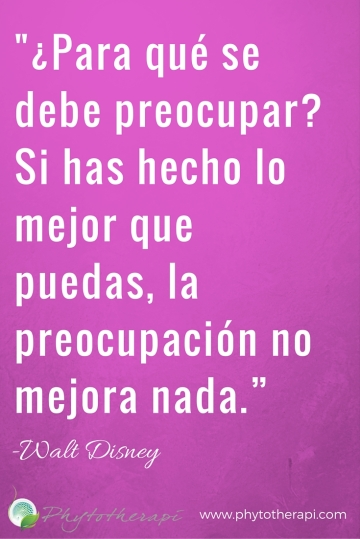 Why worry-SPANISH