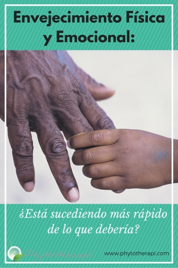 Physical and Emotional Aging-SPANISH