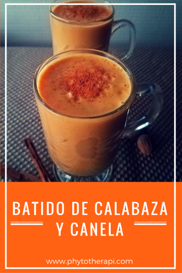 Pumpkin Smoothie-SPANISH