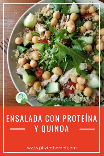 SPANISH- Grain Bowl Salad